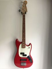 Fender Mustang Bass - Short Scale