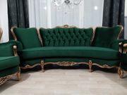 Sofagarnitur 4 1 1 Sofa