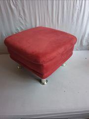 Hocker Couch Sessel Schminkhocker Sitz