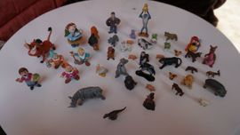 Sonstiges Kinderspielzeug - Verschiedene Spielfiguren