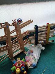 Holzspielzeug Babyspielzeug Xylophon und Hamme