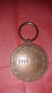 Medaille vom 1 Weltkrieg 1914 -