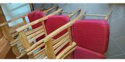 Holzstühle 6 Stück