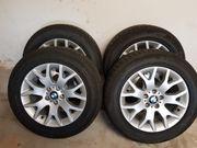 BMW X5 4 Winterreifen auf