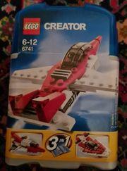 Lego Creator 6741 Flugzeug 3