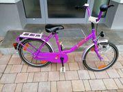 Mädchen-Fahrrad PUNKY 20 Zoll sehr