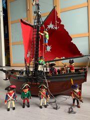 Playmobil Piratenschiff mit Zubehör