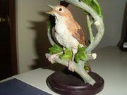 Vogelskulpturen