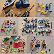 Playmobil Sets - Polizei Ritter Post