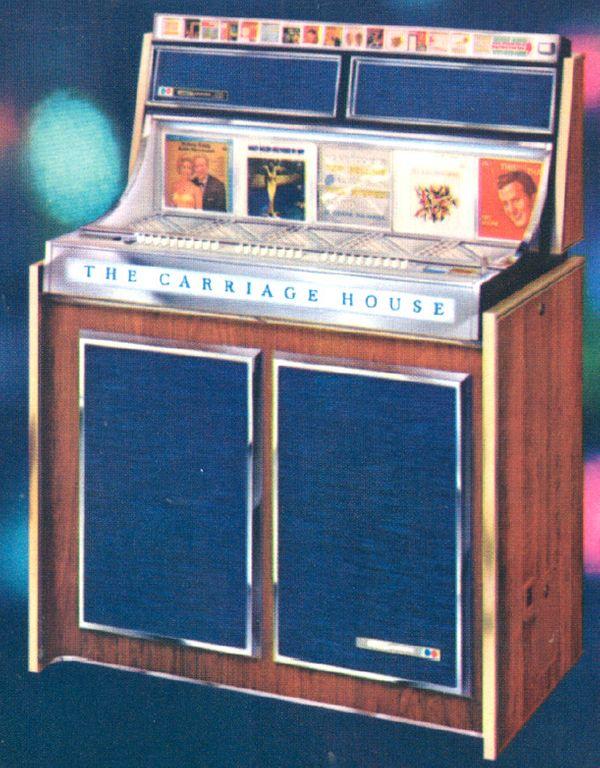 Seeburg Jukebox Musikbox gesucht