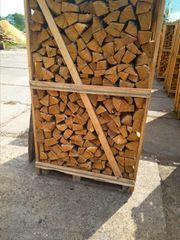 Brennholz Eiche