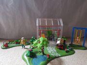 Playmobil Wintergarten mit Sonnenterrasse