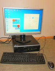 Computer Set PC Monitor Tastatur