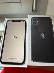 i phone 11 schwarz