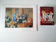 101 Dalmatiner original Lithographie 101