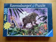 Ravensburger Puzzle - Star Line Panther