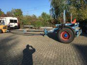 Nachläufer für Langholztransporte
