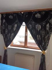 zu verkaufen 2 Stück Vorhang