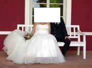 Brautkleid Hochzeitskleid Gr 52 26