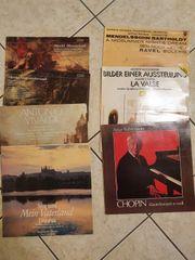 Schallplatten LP s Klassik