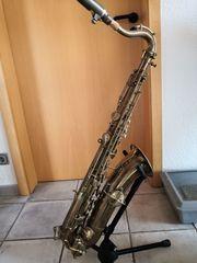 Tenor Saxophon Rarität Martin Handcraft