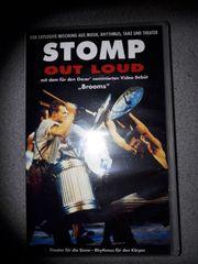 Videokasette von STOMP NEU