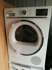 Siemens Waschmaschine und Trocken
