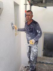 Fassadenarbeiten Trockenbau