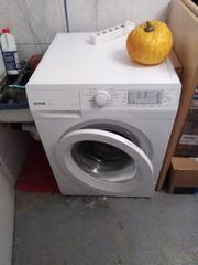 2Jahre alte Gorenje Waschmaschine 6kg