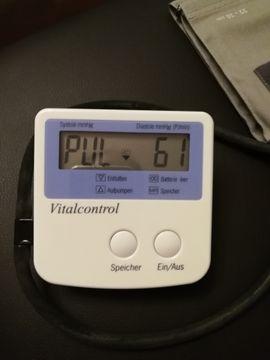Bild 4 - Blutdruck Messgerät Vitalcontrol - Germersheim