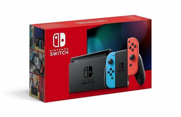Nintendo Switch Konsole - neue Edition