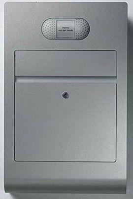 Elektro, Heizungen, Wasserinstallationen - Siedle SBA 850-0 Select-Briefkasten Audio