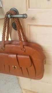 Handtasche 50er Vintage