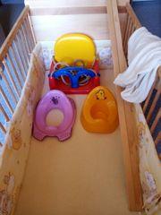 Kinderbett u Zubehör
