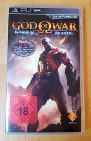 PSP-Spiel God of War Ghost