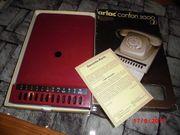 Telefonregister Tipptasten Rot Nostalgie1970 1980