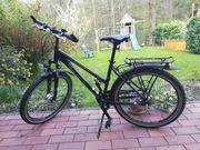 Young Lady Fahrrad Moonrider 26