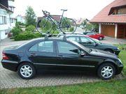 Dachträger mit Fahrradträger für Mercedes