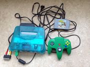 Nintendo 64 Konsole spiel mischief
