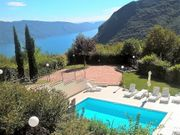 Gardasee 3 Zimmer Wohlfühl-Wohnung Blick