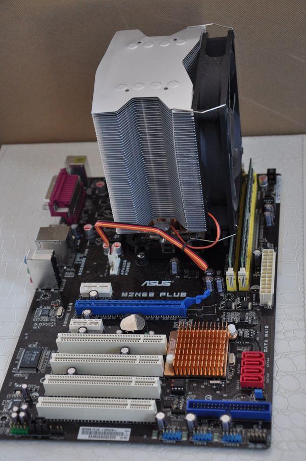 Asus M2N68 Plus AMD Athlon