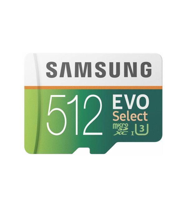 Samsung micro SD Card 512