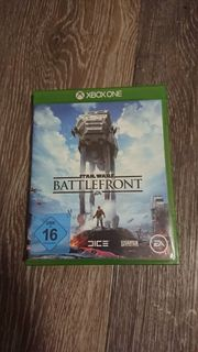 xbox one starwars battlefront