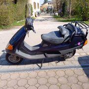 Piaggio Hexagon 150 EX viola -