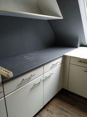 Gebrauchte Küche U-Form inklusive Elektrogeräte