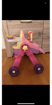 Lauflernwagen Puppenwagen Vtech