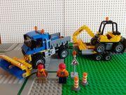 Lego City 60152 Straßenreiniger mit
