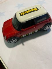 Modellauto Maisto Mini Cooper rot