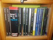 Diverse CD s