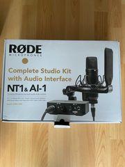 Rode NT1 AI-1 Studio Kit
